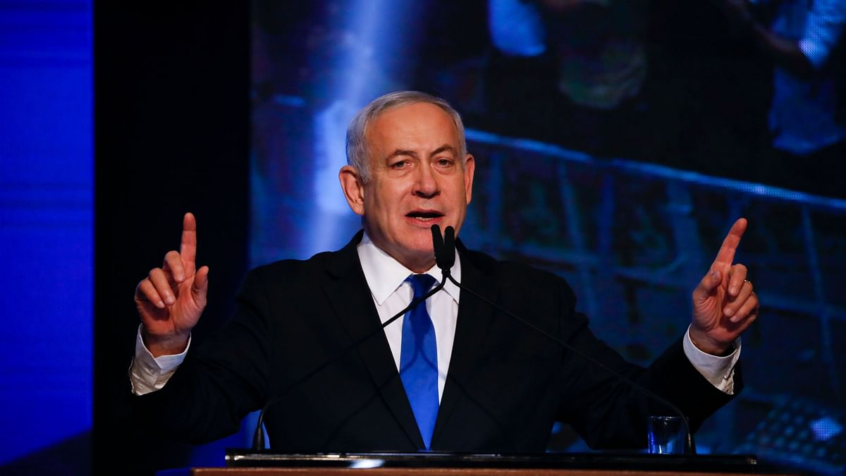 Israel PM Netanyahu in Quarantine After Aide Contracts COVID-19