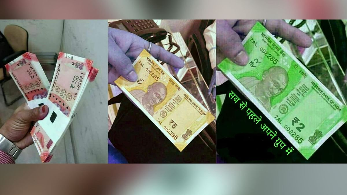 The denomination of currencies circulated varies from Rs 2, Rs 3 and Rs 500 notes, and Rs 100, Rs 125, Rs 1000 coins.