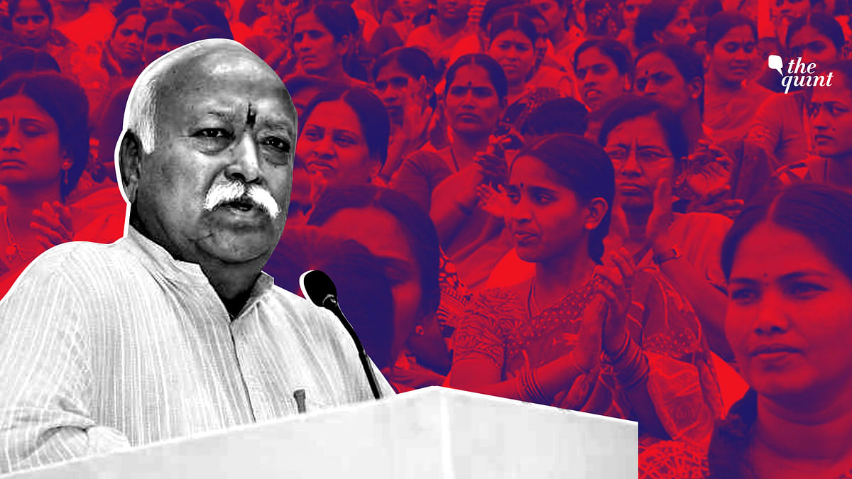 RSS' Women's Survey Results Align With Ideology But Why Hold It?