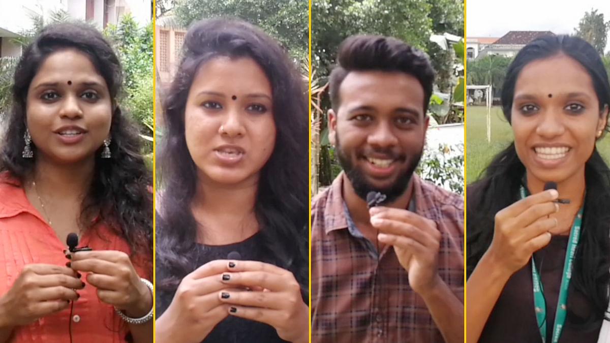 Students of SH School of Communications in Kochi, Kerala narrate the story of why we celebrate Onam, King Mahabali.