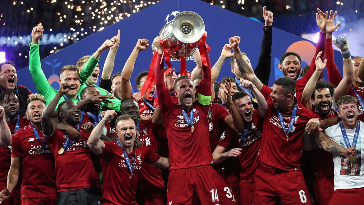 Liverpool defeated Tottenham Hotspur 2-0 in the final in Madrid to lift the UEFA Champions League last season.