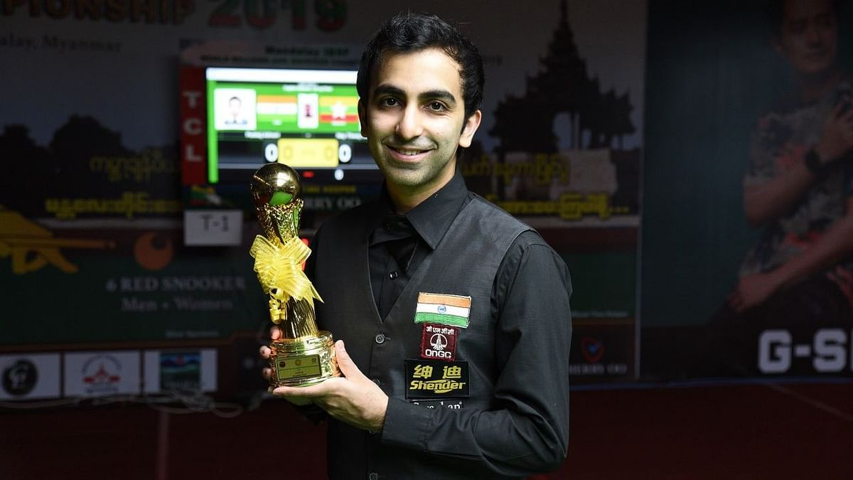 Pankaj Advani registered his 22nd world title by winning a fourth straight final in the 150-up format.