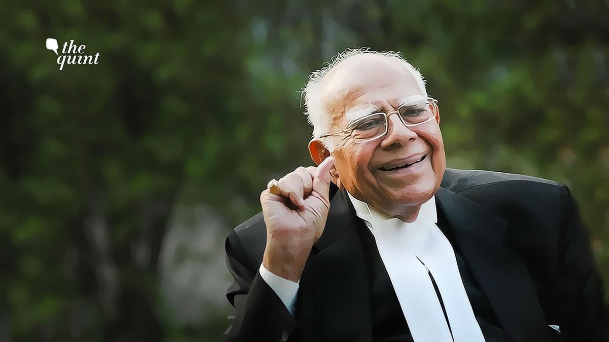 Ram Jethmalani, My Student, Would be Arguing With God Today