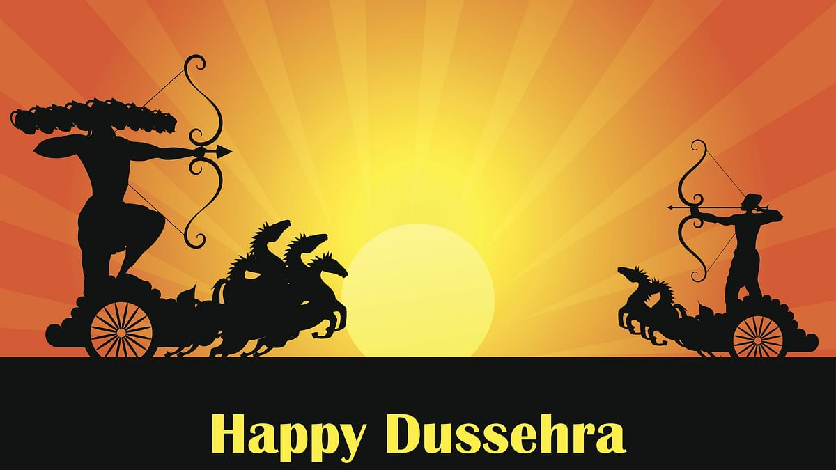 """<div class=""""paragraphs""""><p>Vijayadashami 2021: Dussehra is celebrated on the Dashami or the 10th day of Shukla Paksha in the Ashwin month of Hindu calendar.</p></div>"""