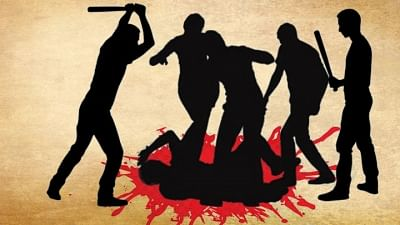 Two sanitation workers were attacked with an axe, beaten and had their clothes ripped by a mob in Madhya Pradesh.