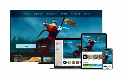 Apple Arcade — the world's first game subscription service for mobile, desktop and the living room.