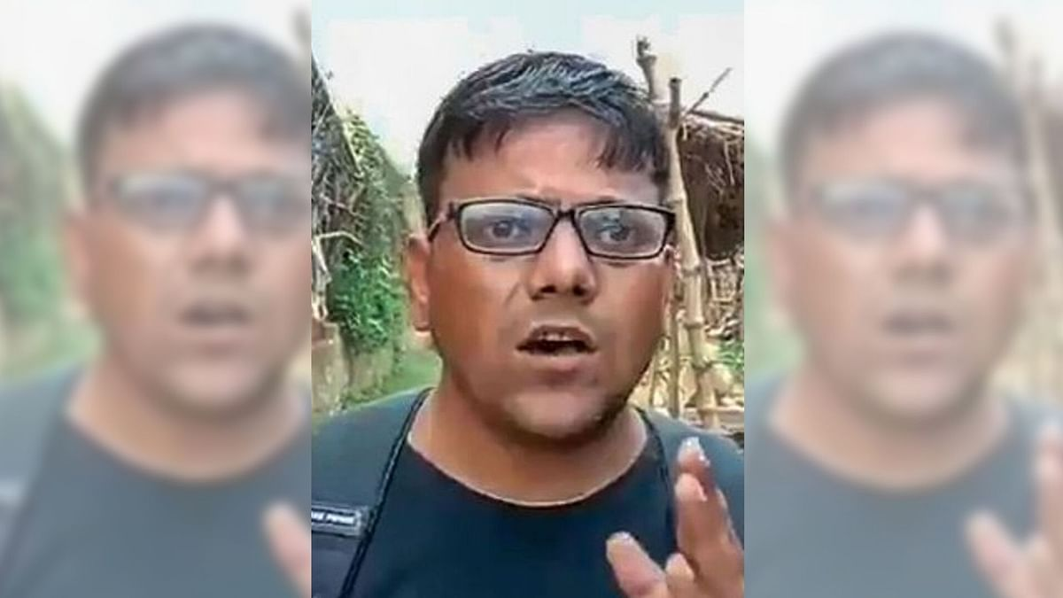 'In Mental Stress': UP Journalist Booked for Mid-Day Meal Video
