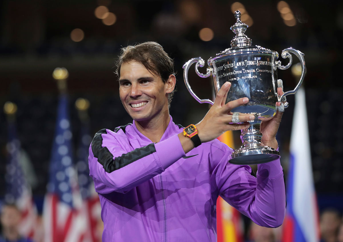 US Open Final: Nadal Fights Off Medvedev to Win 19th Grand Slam