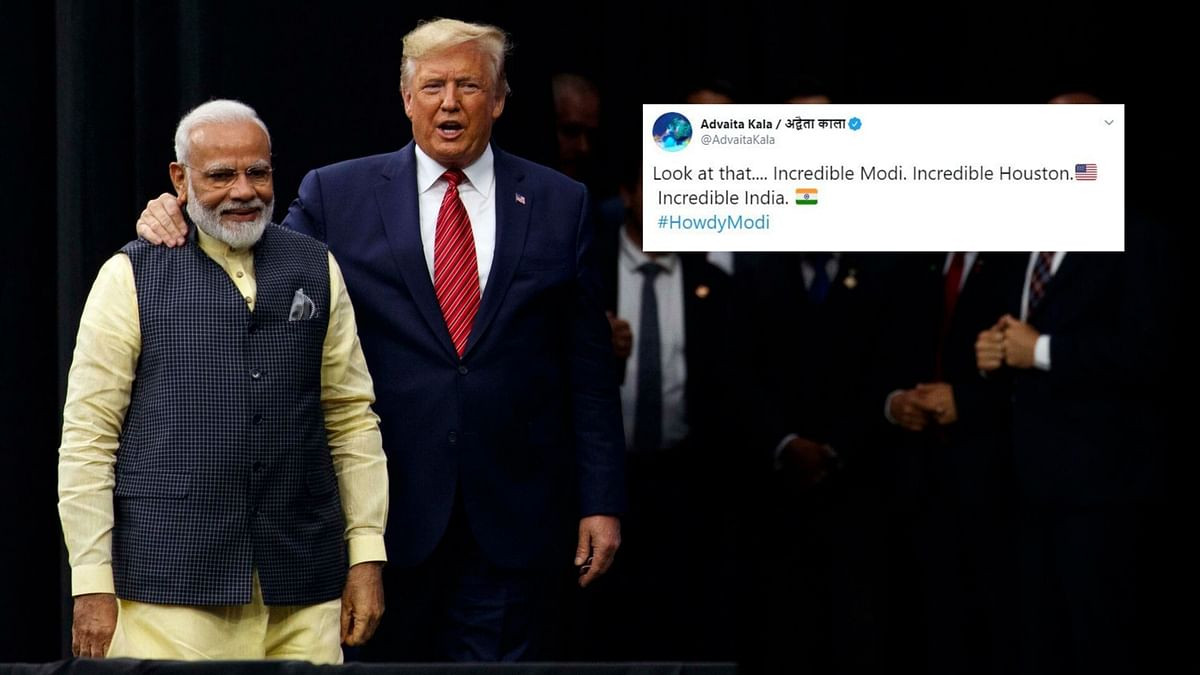 Howdy, Modi: Netizens React to PM Modi's Mega Welcome in Houston