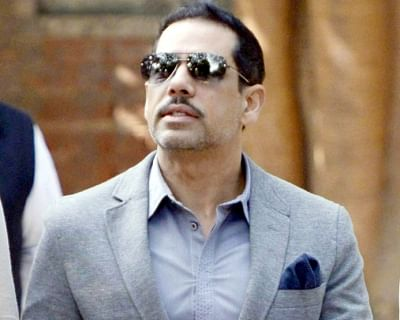 Robert Vadra. (File Photo: IANS)