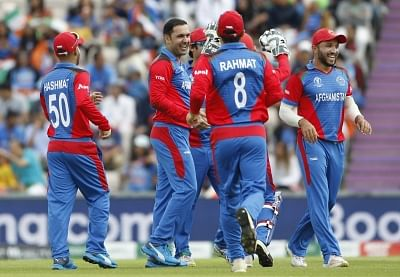 Afghanistan have created a new record for registering the most consecutive wins in T20 Internationals. (Photo: Surjeet Yadav/IANS)