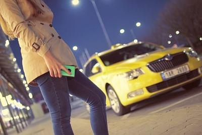 Taxi. (Photo: IANS)