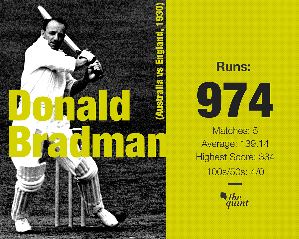 Bradman, Richards' Heroics Still Outdo Smith's Ashes Masterclass