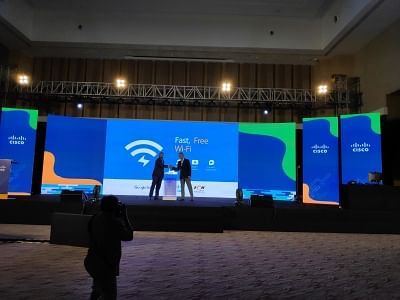 In a bid to benefit millions of Internet users and connect the next billion users, global networking giant Cisco has teamed up with Google to roll out free, high-speed public Wi-Fi access globally, starting with India.