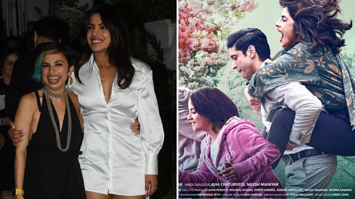 Loss of My Son & Marriage Drew Me to The Sky Is Pink: Shonali Bose
