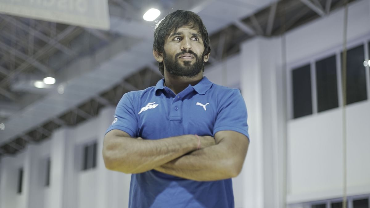 Bajrang Punia has been given the top seeding in the men's 65kg freestyle category at the World Championships.