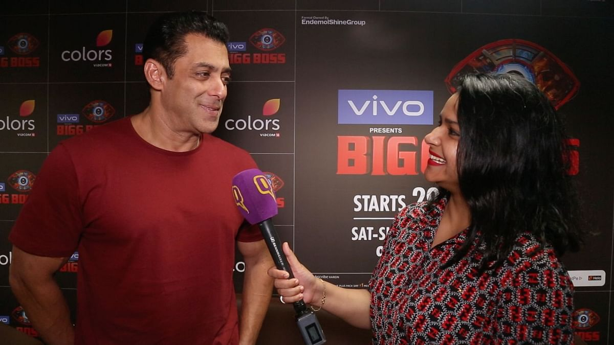 Celebrity or Commoner, Everyone Is Same: Salman on Bigg Boss 13