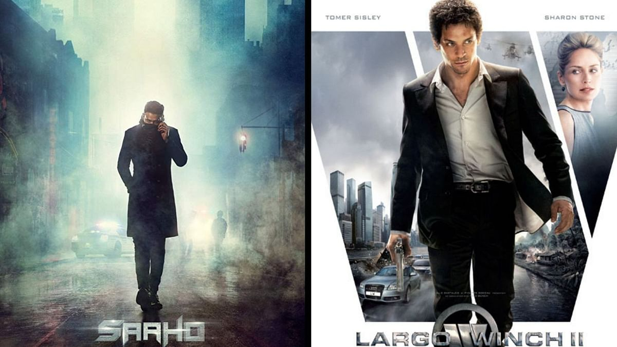 French Director Calls Saaho a 'Freemake' of His Film 'Largo Winch'