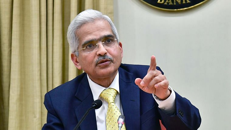 File photo of RBI Governor Shaktikanta Das.