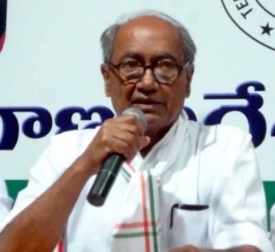 Digvijaya accuses BJP of spying for ISI, clarifies after furore