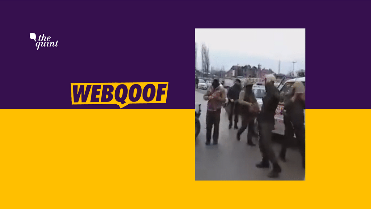 Video From 2017 Shared as Incident After Abrogation of Article 370