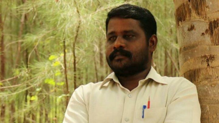 Social activist and writer Durai Guna was arrested at Karambakudi in Pudukottai district on Monday.