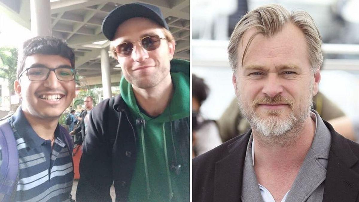 Christopher Nolan, Robert Pattinson in Mumbai to Shoot for 'Tenet'