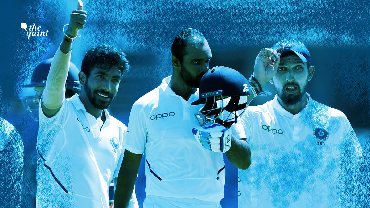 Report Card For WI Series: Bumrah, Vihari, Ishant Steal the Show