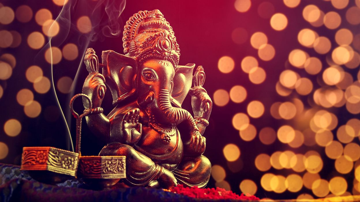 Ganesh Decoration Ideas For Home 2019 Home Decoration Photos Ideas For Ganpati Festival Ganesh Utsav Home Decoration With Rangoli Lights Bandanwar,Simple 3 Bedroom House Plans With Photos