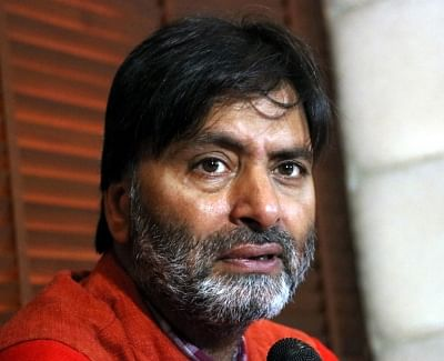 Yasin Malik. (File Photo: IANS)
