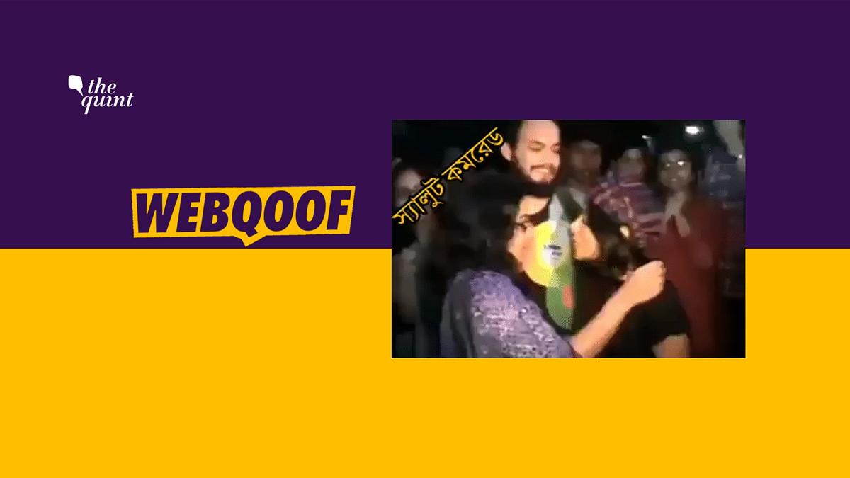 Did JU Students Really Celebrate Babul Supriyo's 'Harassment'?
