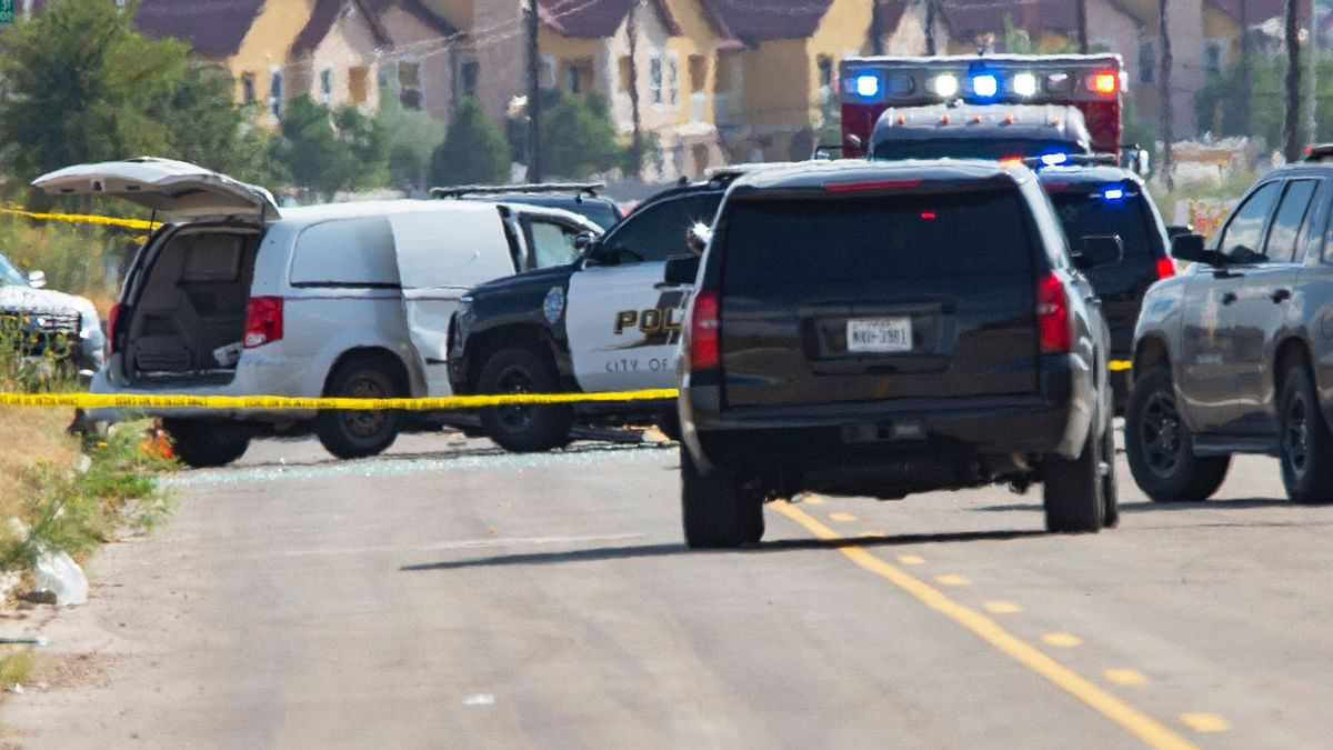 West Texas Mass Shooting Leaves 7 Dead, 21 Wounded; Gunman Killed