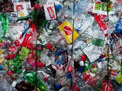 Representative image of Plastic trash.