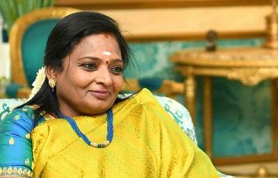 Tamilisai Soundararajan. (File Photo: IANS)