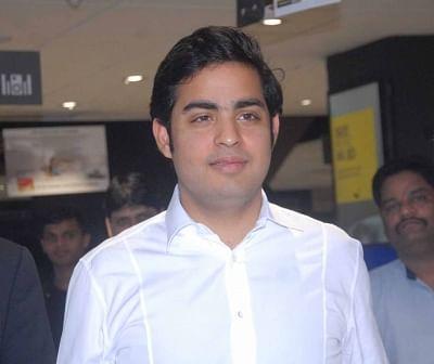 Akash Ambani. (File Photo: IANS)