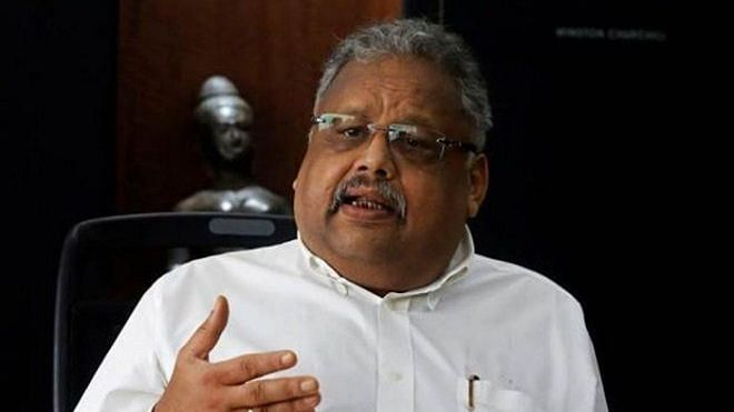 """Big bull Rakesh Jhunjhunwala on Friday advised a British investor to """"invest in Pakistan"""" if he has doubts over the joblessness in the country."""