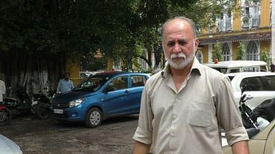 Former Tehelka editor-in-chief Tarun Tejpal. (Photo: IANS)