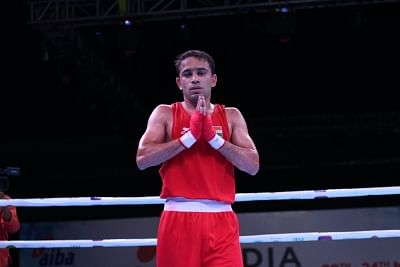 Amit Panghal got direct entry due to his gold in Asian Championships held in Bangkok in Aprilthis year.