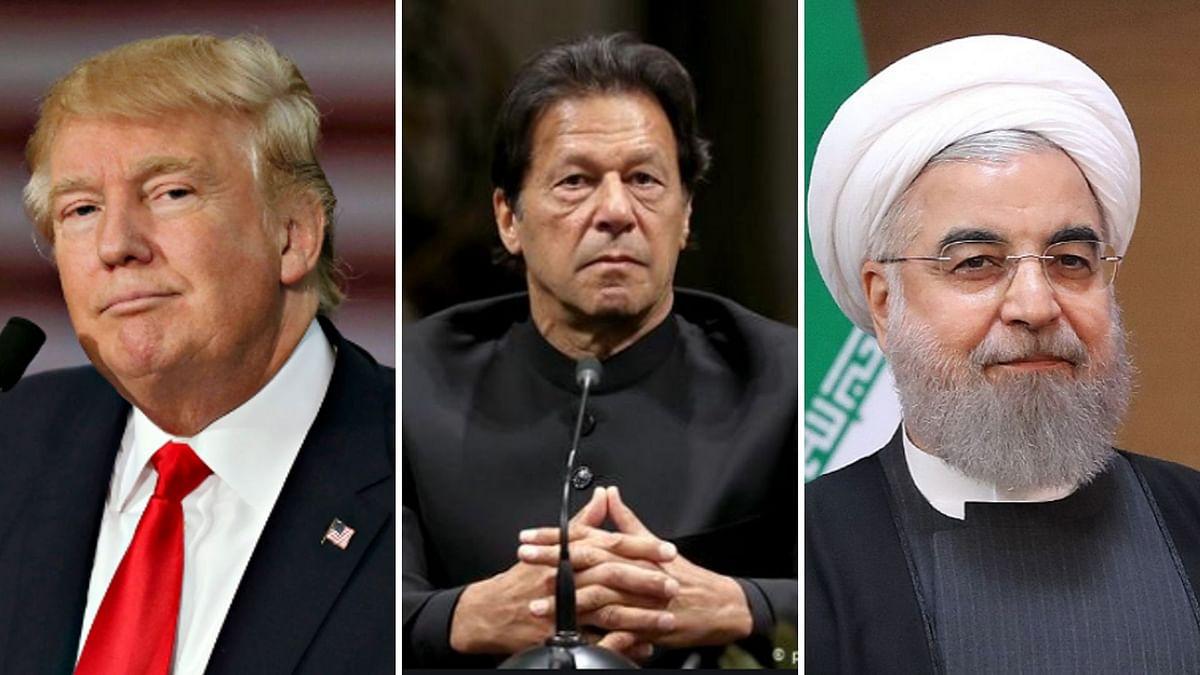 Pakistan PM Imran Khan Says Trump Asked Him to Mediate with Iran