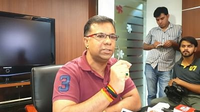 Goa Health Minister Vishwajit Pratapsingh Rane. (Photo: IANS)