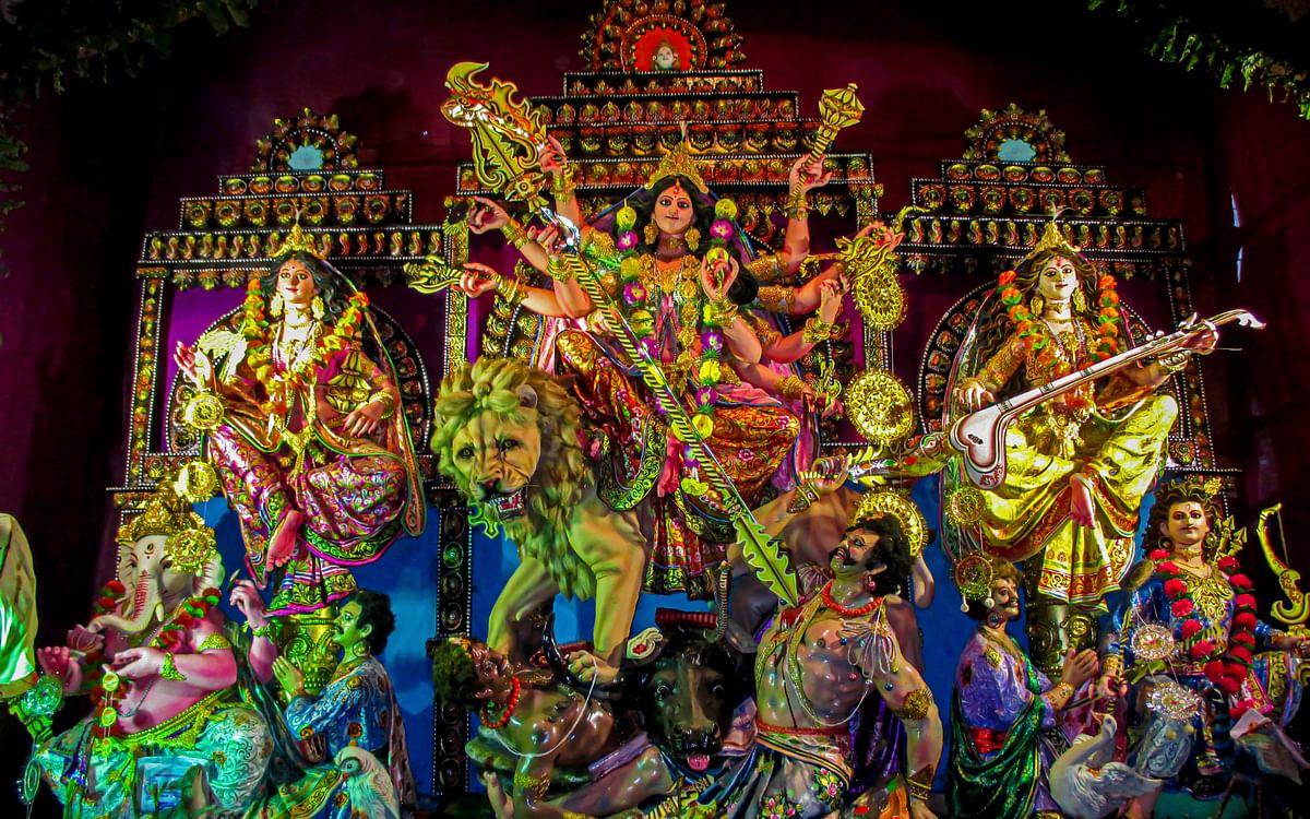 Maha Navami is celebrated on the ninth day of Navaratri