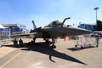 IAF 'accepts' Rafale, formal hand-over on Dussehra