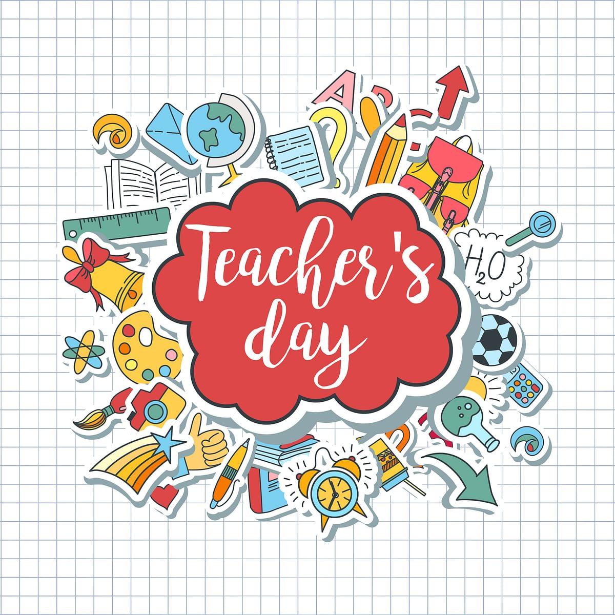 """<div class=""""paragraphs""""><p>World Teachers' Day images</p></div>"""