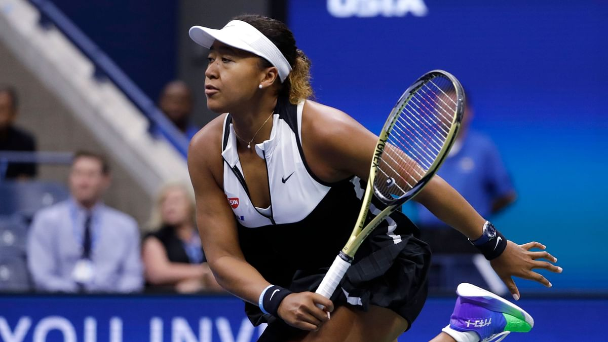 Defending champion Naomi Osaka was eliminated from the US Open in the fourth round.