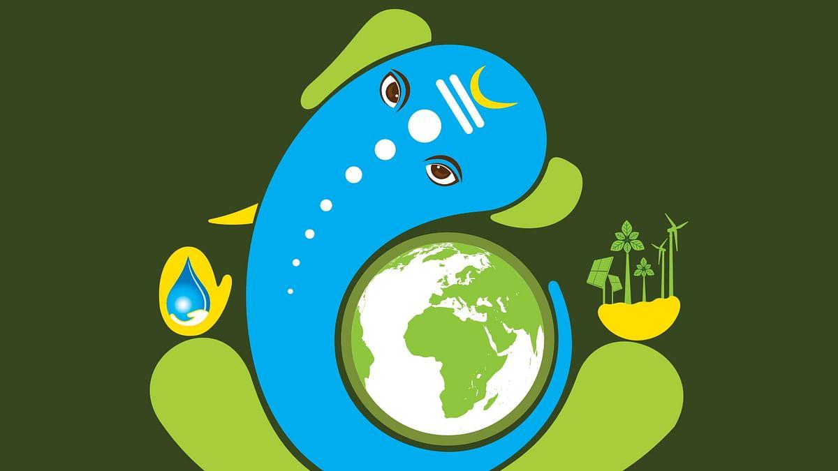 QAhmedabad: Sales of Eco-Friendly Ganesh Idols Spike & More