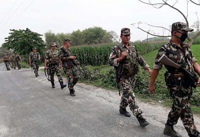 Border Security Force (BSF). (Photo: IANS)