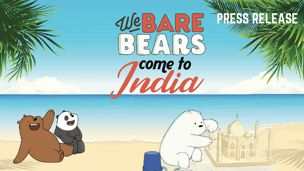Cartoon Network's successful We Bare Bears franchise enters India with a special We'll Be There launch campaign
