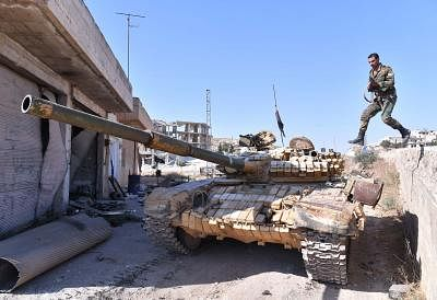 """Cease-fire in Syria's Idlib """"temporary"""": Syrian official"""