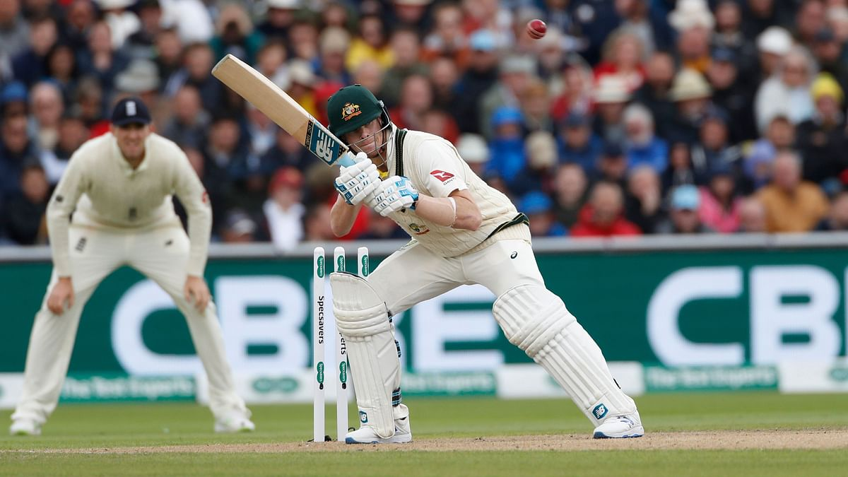 Repeated blowing off the bails led to England pacer Stuart Broad getting really frustrated.