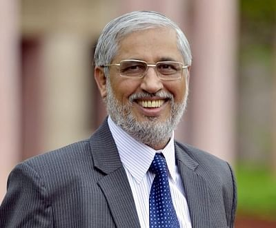 AICTE Chairman Anil Sahasrabudhe.